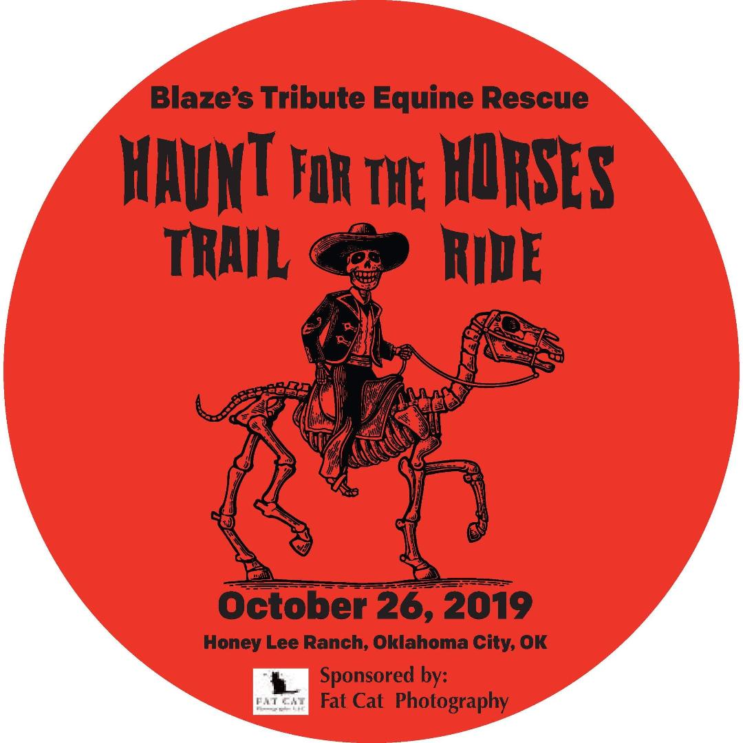 2019 Haunt for the Horses Benefit Trail Ride